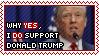 Yes to Trump (READ DESCRIPTION) by SweetlyCanada