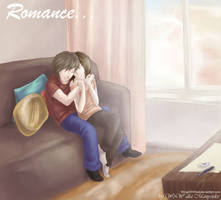 .:Romance:. by WingOfWind