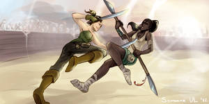 for Orum's battles