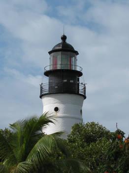 Lighthouse at Key West