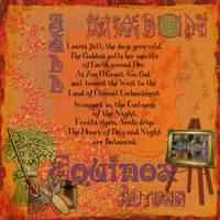Autumn - Mabon