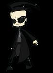 Matrix Dib by invaderPIXEL