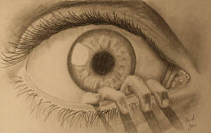 The Eye by PascalDrawS