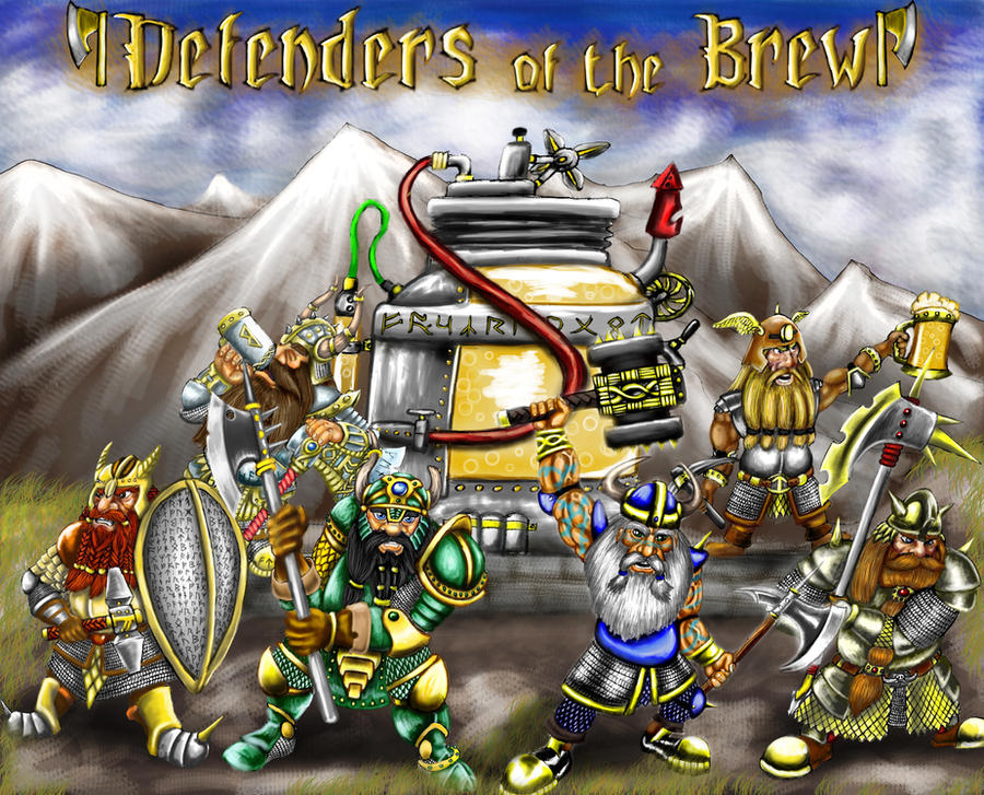 Part 14 / 10 Defenders_of_the_Brew_by_Heavyarmorhellfire