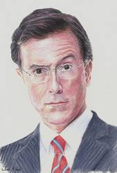 Stephen Colbert 2.0 by reesmeister