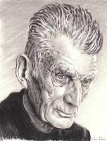 Samuel Barclay Beckett by reesmeister