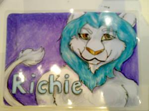 Badge - Richie