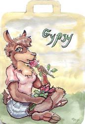 Badge - Gypsy