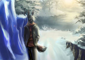 200thWatcherGift_Beauty of Cold by TicoabyGrey
