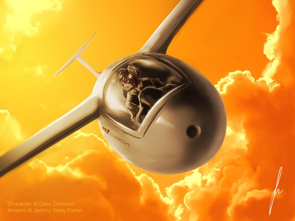 Dasc Glider Dusk by TicoabyGrey