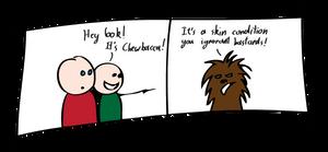 Chewie by Niteshifter