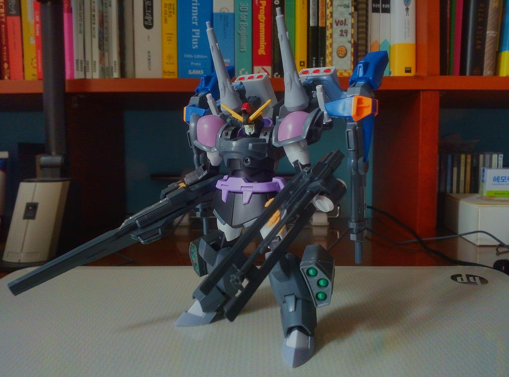 Re-Renegade Gundam Krisimos By Chriskim8365 On DeviantArt