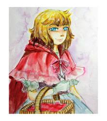 Si Tudung Merah by CatSummoner