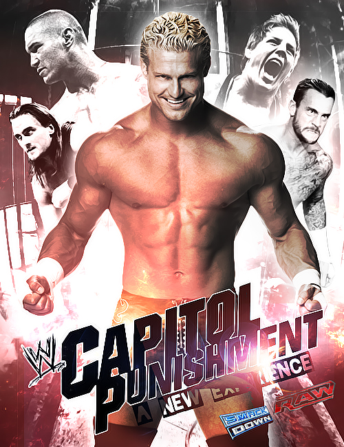 WWE Capital Punishment 2011 by decster