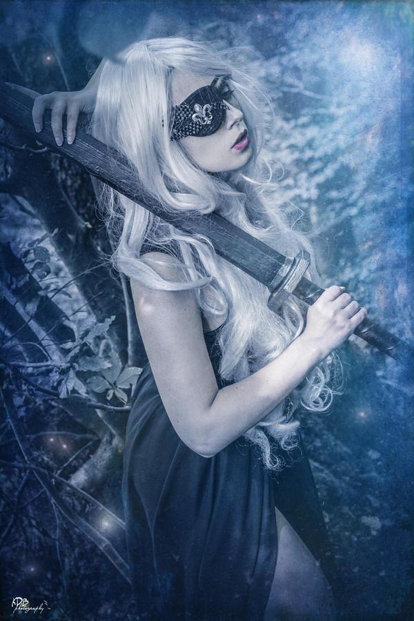Dark Lady by TheBizarreBirdcage