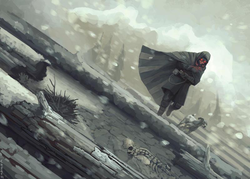 The Longest Winter by ChrisReach