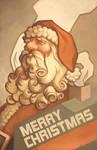 Merry Christmas 2012 by ChrisReach