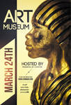 Art Museum - Flyer by VectorMediaGR