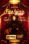 Fashion Show - Flyer