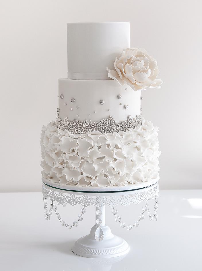 Bling Wedding Cake Toppers Australia