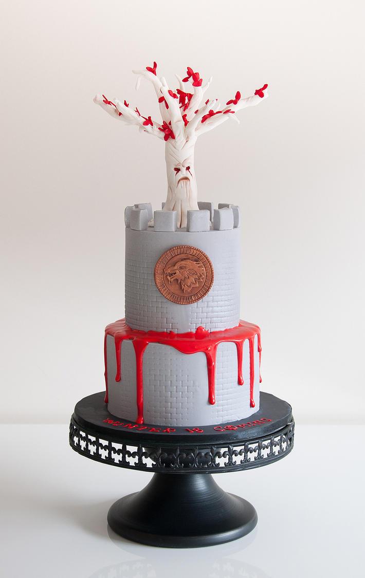 Pics Quiz Cake Art Mon : Game of Thrones Cake by cococakes on deviantART