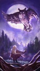 FAIRYTALES WEEK: THE OWL
