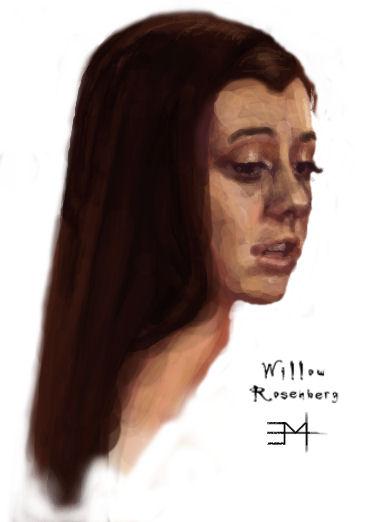 Willow Rosenberg by JustAnAmericanChick