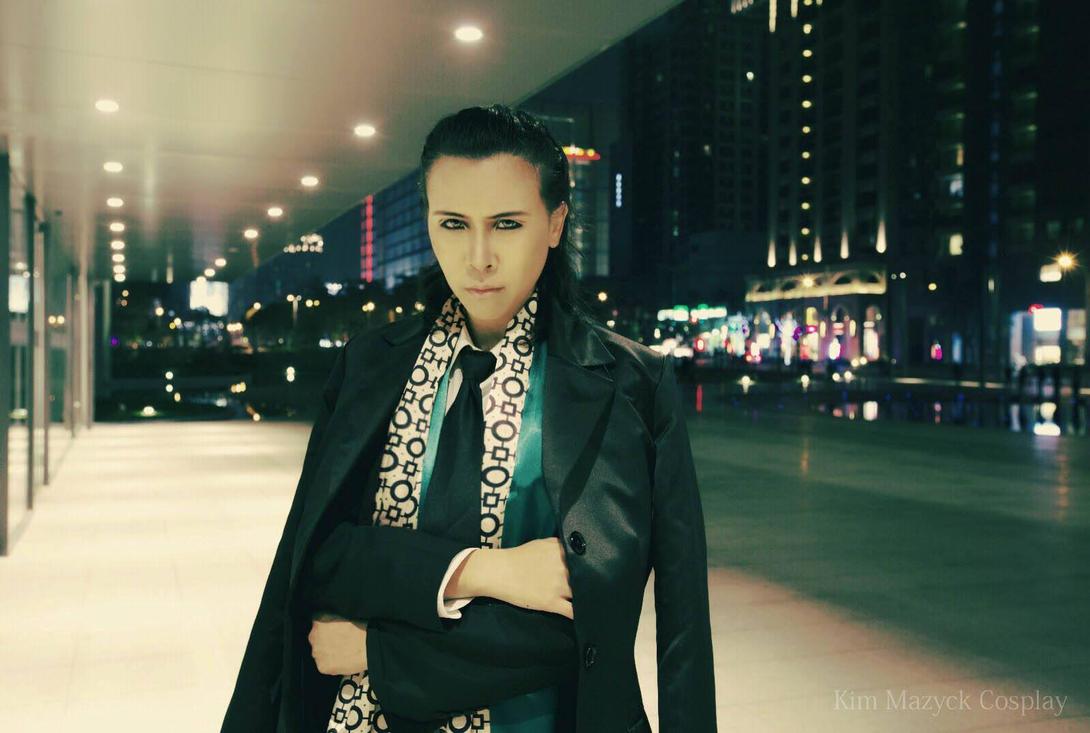 Loki Cosplay by KimMazyck