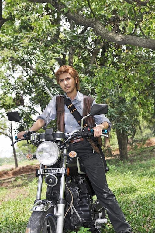 Owen Grady cosplay by KimMazyck