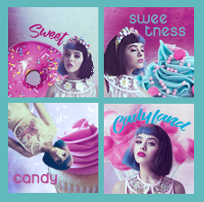 Pack Icons Candy by SilvanaLB