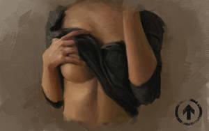quik body-painting by BlackPENstudio