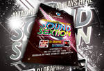 Sound Sextion Party Flyer
