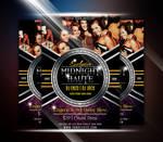 Midnight Haute Party Flyer