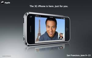 iPhone 3G by xazac87
