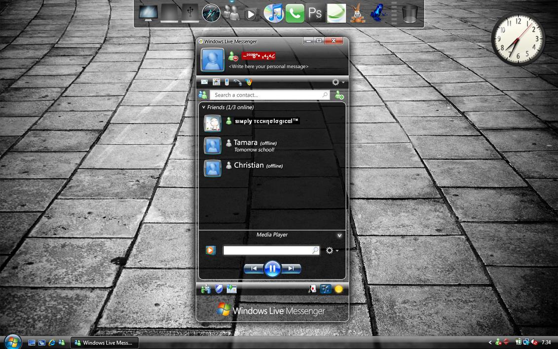 Windows Live Messenger 9 0 Windows Live Messenger 9 v3 by