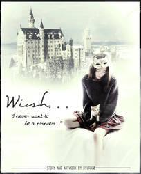 [Poster] Wish by SakuraSilverMist