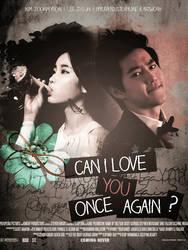 [Poster] IU and Joonmyun. by SakuraSilverMist