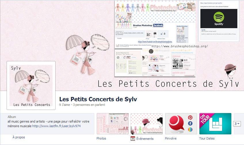 Les Petits Concerts by SylvaineCaron