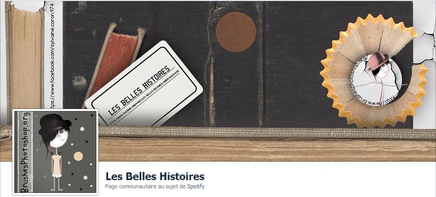 Les Belles Histoires Banniere by SylvaineCaron