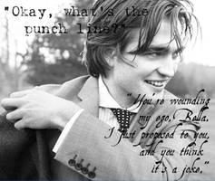 Edward Cullen Proposal by futureCullen