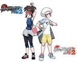 Pokemon BW2 Genderbend