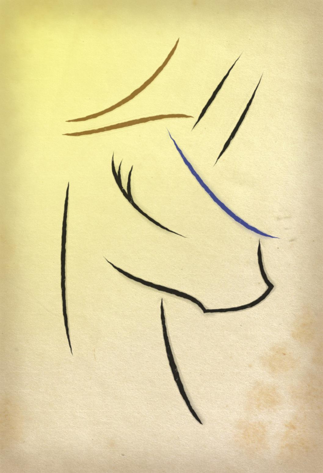 Abstract Portrait - Celestia