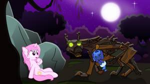 Luna's First Dreamwalk by Arvaus