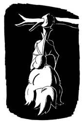 Baby Batpony by Arvaus