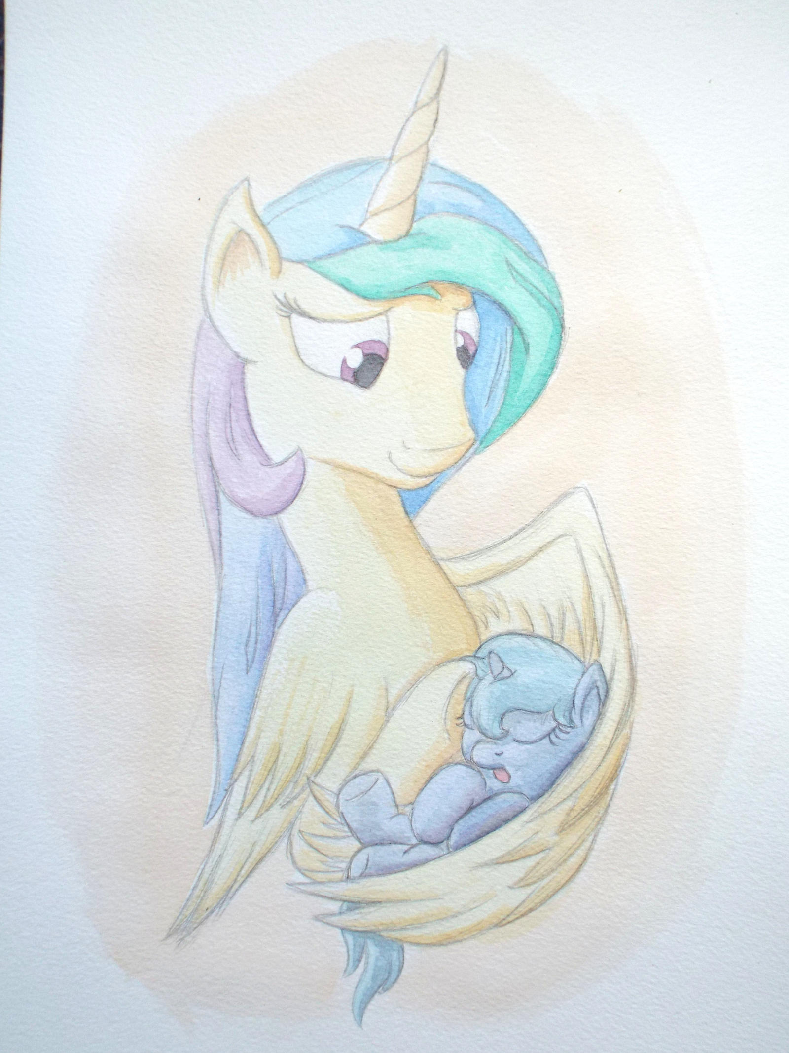Sleepy Little One by Arvaus