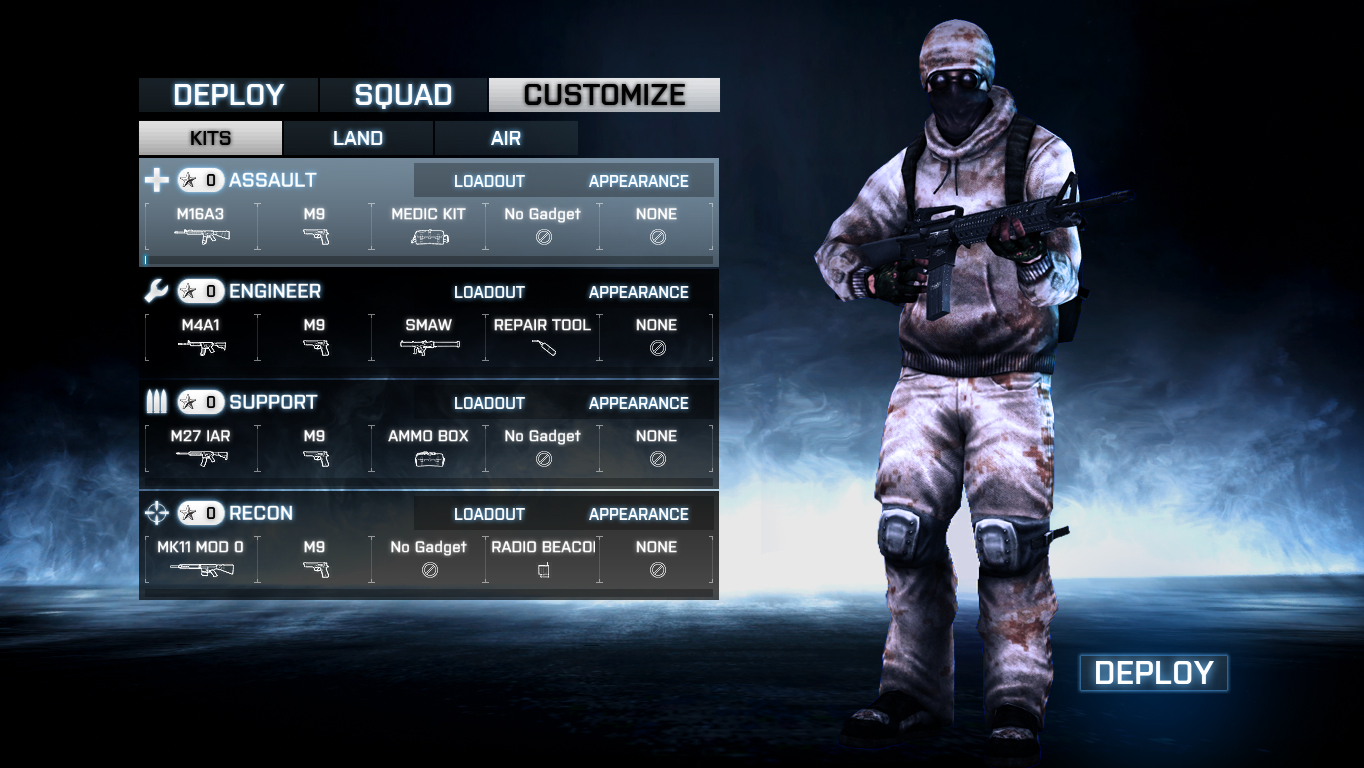 Bf3 my class by lolcopter121 on deviantart