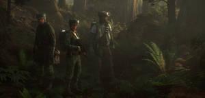 Endor strike team commandos