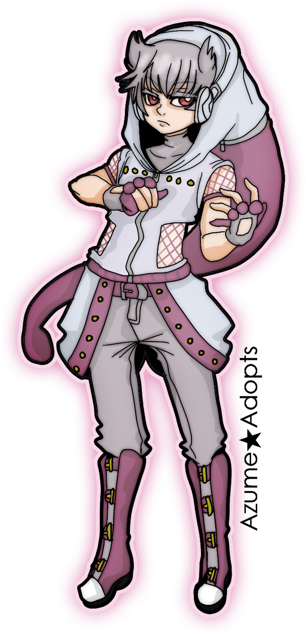 Mega Mewtwo Y Adopt For Ginsuke By Azume Adopts On Deviantart