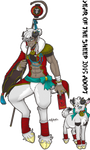SHEEPGOAT Faun Satyr adopt [Closed]