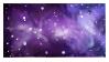 Nebula stamp by b3anie